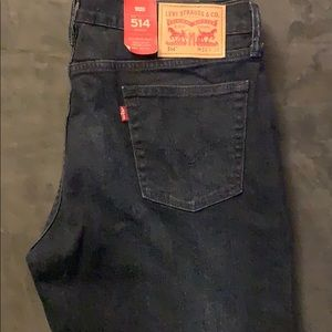 New pair of Levi's 514 Jeans
